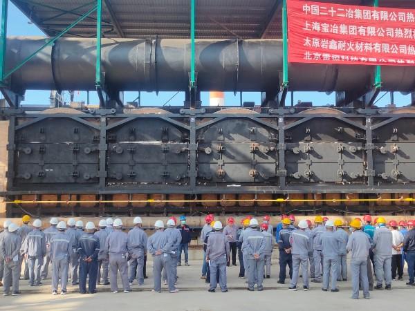 东钢集团焦化项目设备成套仪表及自动化工程