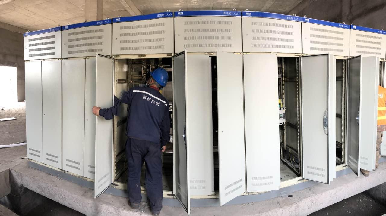 电气施工工程