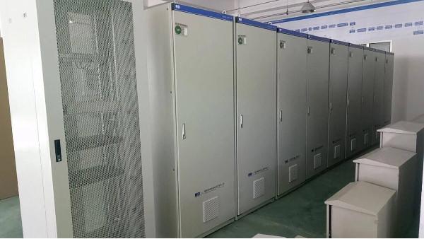 雷恒承接建龙北满特钢265烧结机工程24套PLC控制柜组装完成