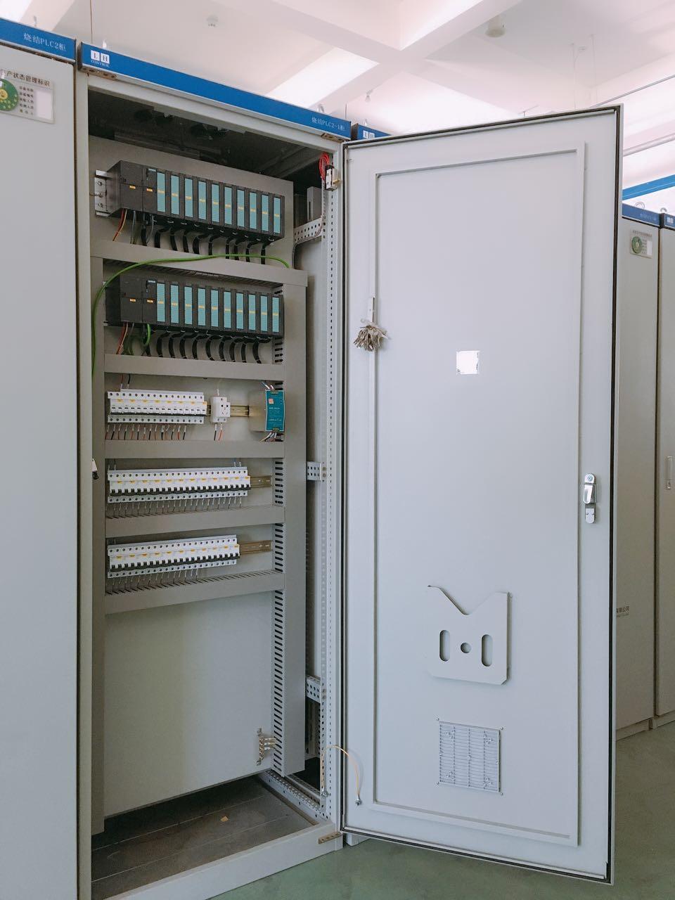 雷恒控制PLC控制柜