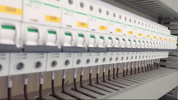 工业电气设计PLC控制柜布线工艺要求